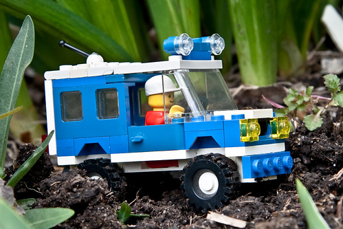 LEGO off-road