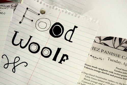 Food Woolf