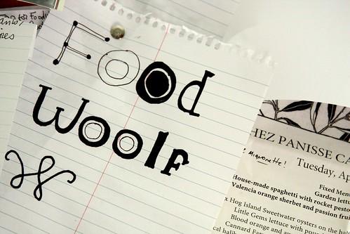 Food Woolf