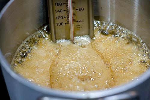 boiling honey 2