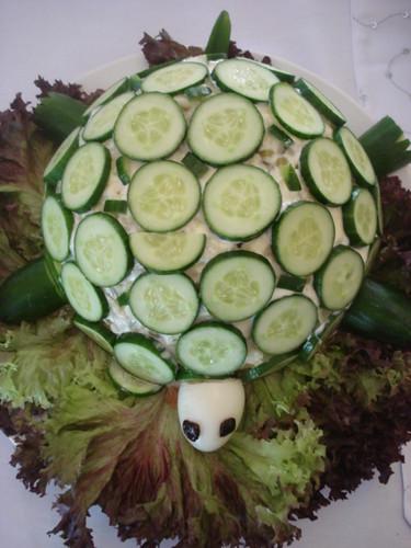 Kaplumbağa Makarna Salatası-2