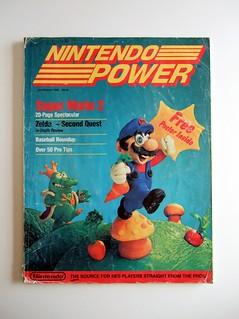 Nintendo Power magazine (premiere issue)
