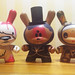 Flying Fortress & Abe Lincoln, JR & tokidoki
