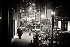 Ambiance City (Gabriel Asper) Tags: street en white black de switzerland noir suisse geneva geneve ambient rue et genve blanc ambiance genf suiss