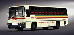 Dagupan Bus 222 (pantranco_bus) Tags: bus drawing hino vector 222 dagupan dbci