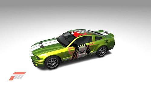 predator car forza 3