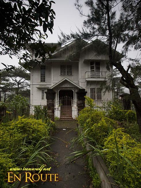 Baguio's Famous Haunts: The Laperal White House