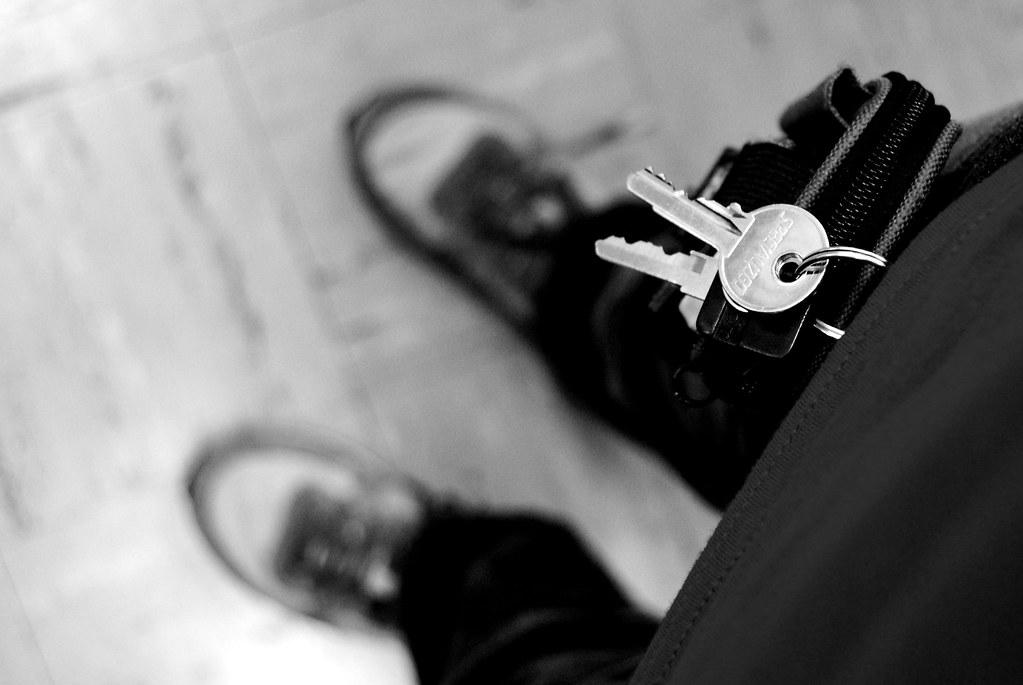 Where are my keys?  (4/365)