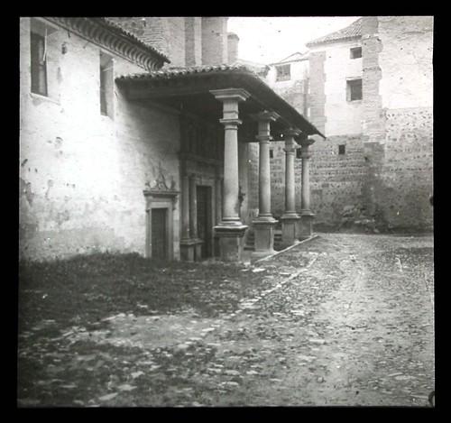 Santo Domingo el Real a inicios del siglo XX. Ateneo de Madrid