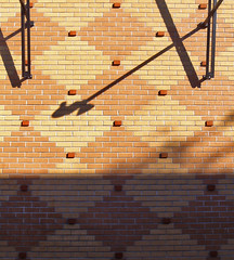 motifs (myrique baumier) Tags: montral briques marchjeantalon mtlguessed gwim