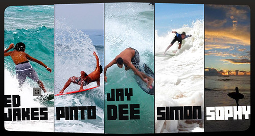 Team Glass Skimboards