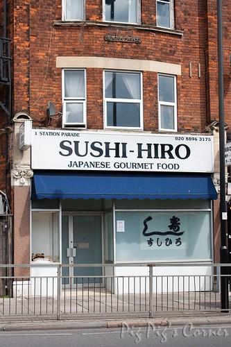 sushi hiro, london 12