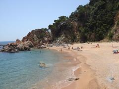 Cala del Senyor Ramon, Costa Brava (twiga_swala) Tags: costa beach spain mediterranean cove selva girona ramon espagne brava plage cala crique senyor
