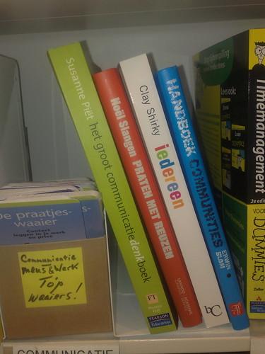 Handboek communities van @erwblo ook in Doetinchem bij Raedgreep