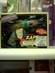 Zap -- the gun of choice!
