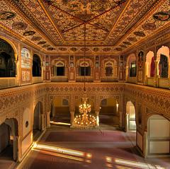 residence Maharajah of Samode - internal (rinogas) Tags: india nikon jaipur rajasthan internal samode maharajah specialpicture rinogas