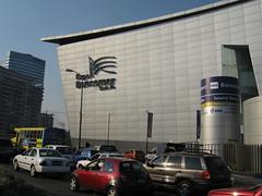 Centro de Exposiciones Bancomer Santa Fe