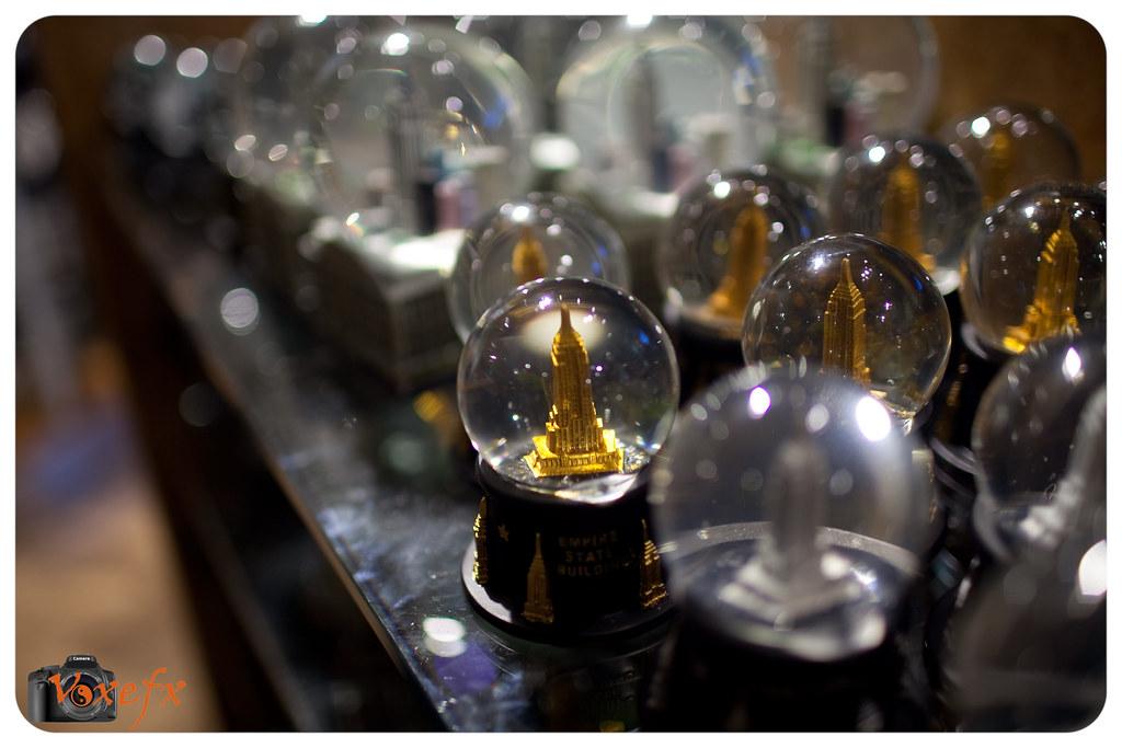 Globs of Globes