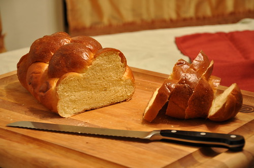 I ain't no Challah-bread girl