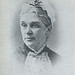Martha Dyer Hart, wife of Aaron Norton Hart, circa 1880 - Schererville, Indiana