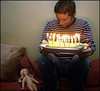 Kristians (rolands.lakis) Tags: family cake candles son rolandslakis kristianslakis