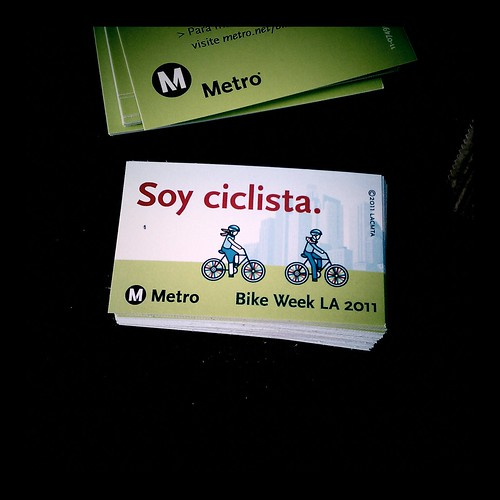 Soy Ciclista.