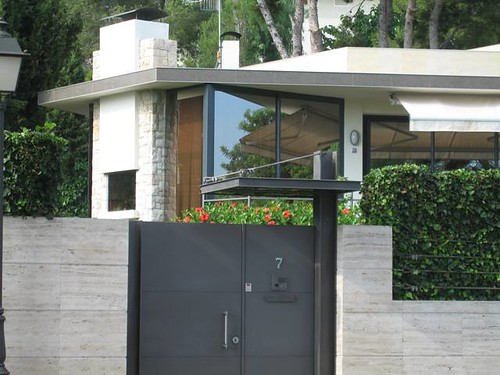 Main Entrance - Property for sale Sitges - Barcelona