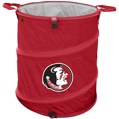 Florida State Trash Can Cooler