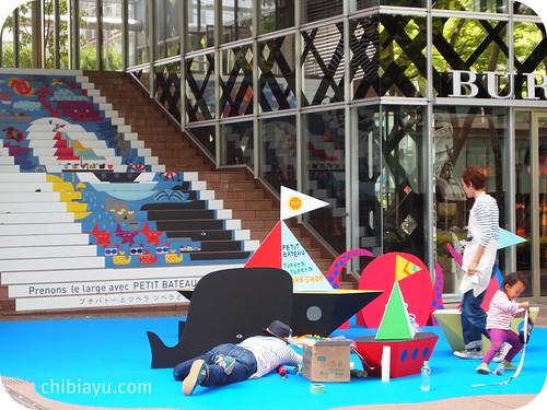 プチバトー 表参道店 PETIT BATEAU Omotesandou(Tokyo)