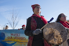 Missing & murdered Indigenous women's march (Fibonacci Blue) Tags: minneapolis mpls protest women native march indigenous vigil demonstration american event dissent indian outcry outrage twincities crime minnesota day daytime sky activist activism