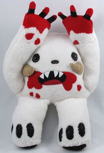 Denn Rodriguez, scary wampa from Stitch Wars, Bear and Bird 2009