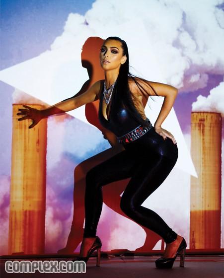 Kim Kardashian by xonicolexo64