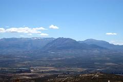 Baeza - Andaluca (tedbassman) Tags: montagne espagne andalousie baeza