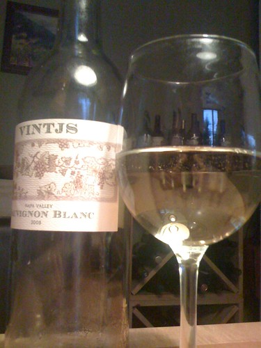 2008 VINTJS Sauvignon Blanc