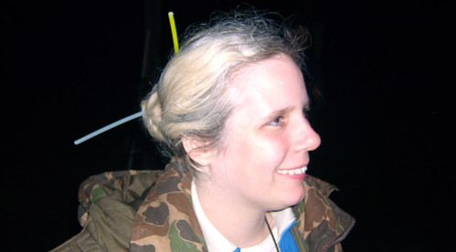 20090703 - X-Day - GEDC0276 - Carolyn - glow stick sin hair - please click through to leave a comment on FlickR