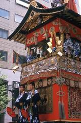 Iwato Yama, Gion Matsuri 1986