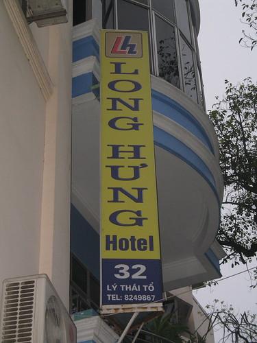 Long Hung Hotel, Hanoi