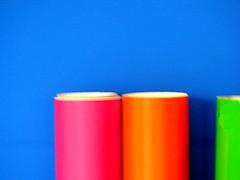 Less is more (Marco Braun) Tags: augsburg deutschland 2009 germany allemagne bayern bavaria blau blue bleu orange rot rouge red green vert grün lessismore minimalism minlmalismus