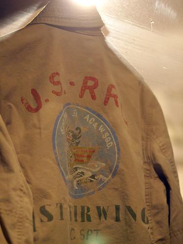 RRL / Military Jacket