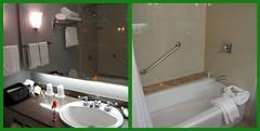Bathroom, Westin Crown Center, Kansas City, Missouri