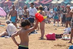 IMG_8710 (Large) (Javier Senz,SANTA) Tags: asturias gijon aviones playasanlorenzo exhibicionaerea julio2009