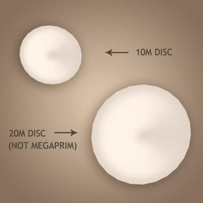 37 20m disc