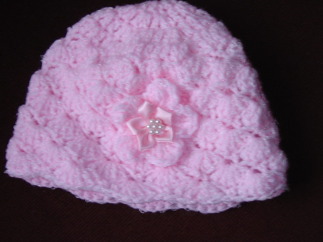 A. Turner Designs: FREE Crochet Button Beanie Hat Pattern