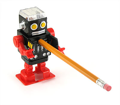 3833411411 ed8f43f1d0 Robot, Sharpen My Pencil!!!