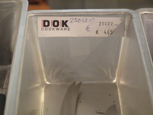 DOK cookware...