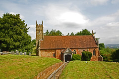 Romsley, Worcestershire, St Kenelm (Tudor Barlow) Tags: summer england churches worcestershire parishchurch romsley tamron1750 worcestershirechurches