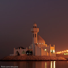 Masjid in Khobar Cornish (Dhowayan (Abu Yara)) Tags: mosque masjid