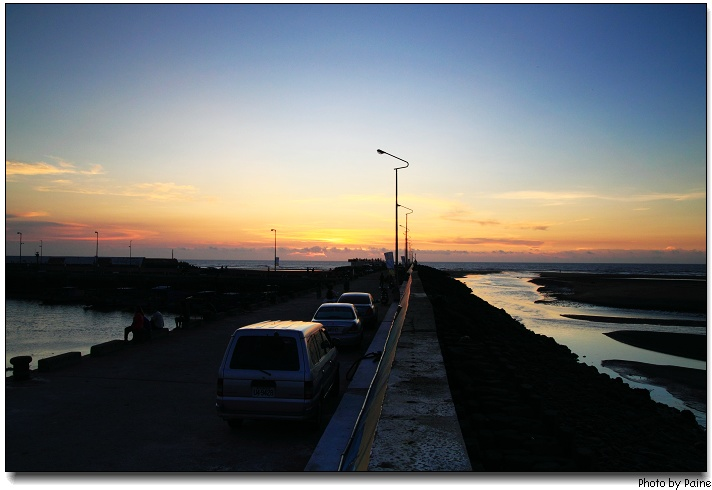 外埔漁港與龍鳳漁港