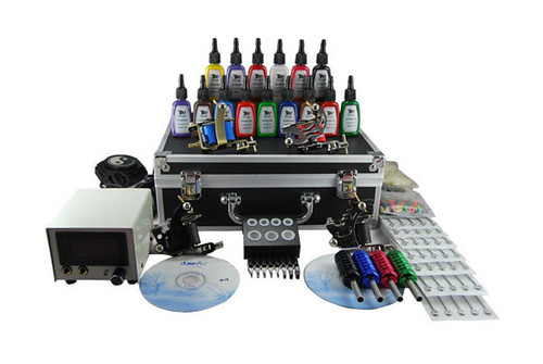 Complete Tattoo Kit Set-Up For Sale