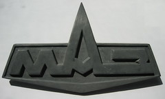 MAZ 500 emblem - 1970 (baga911) Tags: truck ornament belarus minsk maz minsky zavod avtomobilny автомобилей маз эмблемы